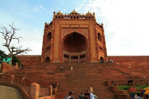 神密性感的印度(法地布尔西格里古城) - 让心去旅行 - 心的旅程