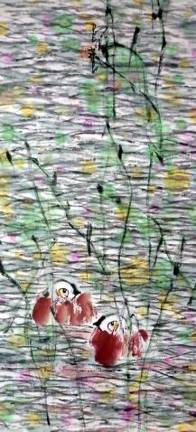画家道白(19) - 苏文 - 中国当代美术家——路中汉