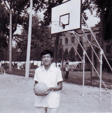 我的业余篮球生涯(2) - 阳光月光 - 阳光月光