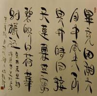 中国第六书体--马书 - 老沟洞主 - 老沟洞主