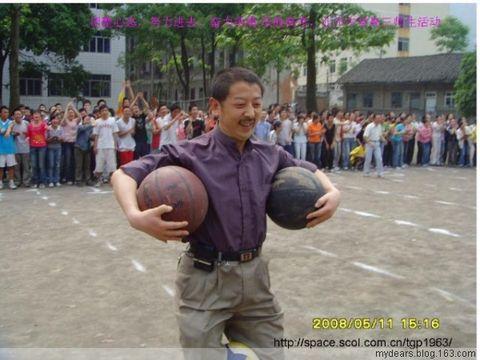 地震前一天,北川中学那一张张笑脸 - mydears - 王小帅