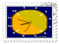 [时钟] 灵活多变的flash时钟  - 令冲冲 - 飞越梦想