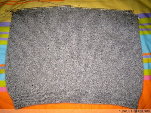 豆豆的结子线毛衣(进行中……) - 湖畔居 - 湖畔居的博客