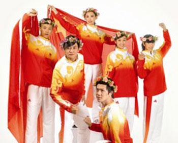 {转}中国奥运队服的科技暗战[图] - 雨璐天空 - 尘晓奕樾