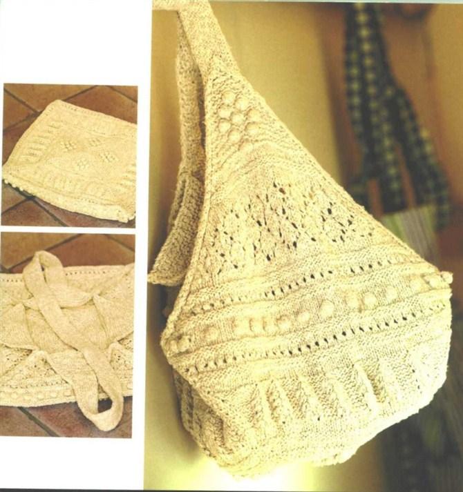 俄网上的漂亮编织包包 - 一沙一世界 - 一沙一世界的博客