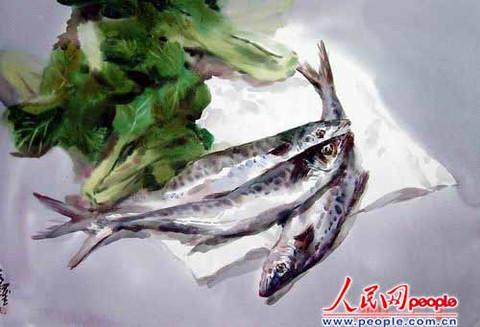蒋跃教授及其水彩画 - tangchangan - 淡泊明志,宁静致远