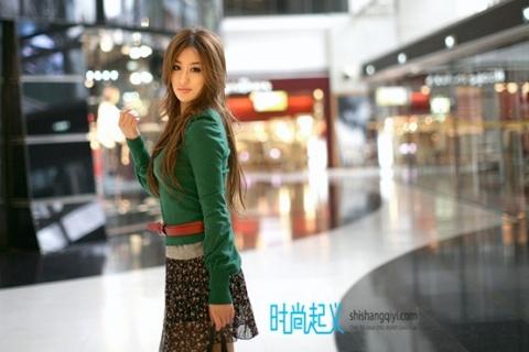 77开响时尚起义08春装FASHION第一炮(刘羽琦日记) - tyinagoto - Serena小样の blog~