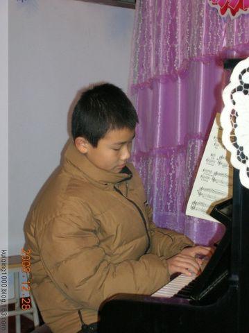 新年演奏会掠影 - 山峰 - 天艺专业钢琴艺术学校