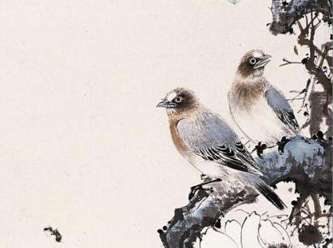 (古今名家笔下各类鸟禽汇编)(二) - 沧海一笑 - xxl2217246的博客