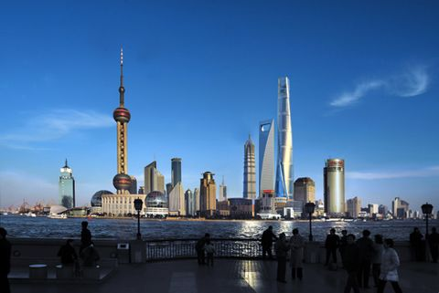 中国第一,世界第三 - 海阔天空 - 海阔天空