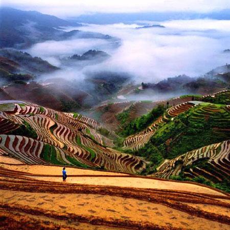 引用 漫步中国 细数十五个最美的地方 - 子非鱼 - 子非鱼
