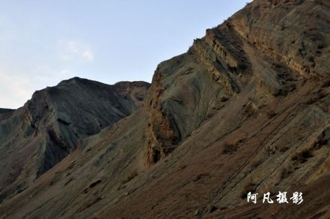 努尔加峡谷印象 - 阿凡提 - 阿凡提的新疆生活