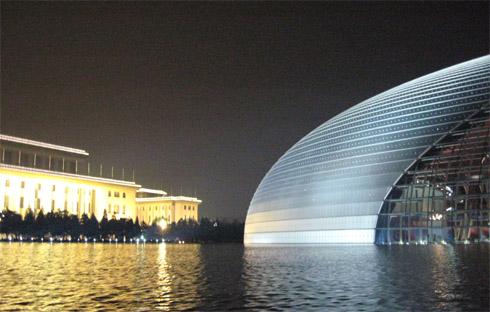 奥运前夜的北京 - 老榕 - 比老榕年轻