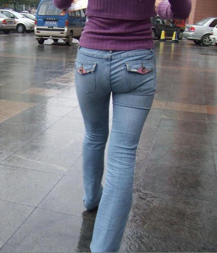 街拍紧身兰色牛仔裤熟妇,好性感啊!(6P) - mbmbm的日志 - 网易博客 - 源源 - djun.007 的博客