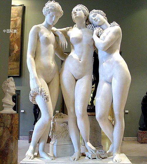 人体艺术:艺术之根组图