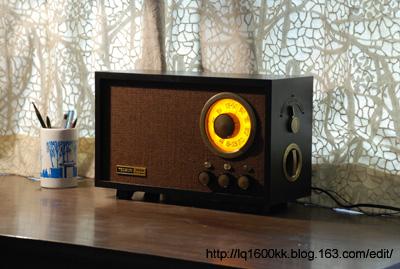 DIY德生1994收音机丹宁布罩子 - lq - LQ的博客