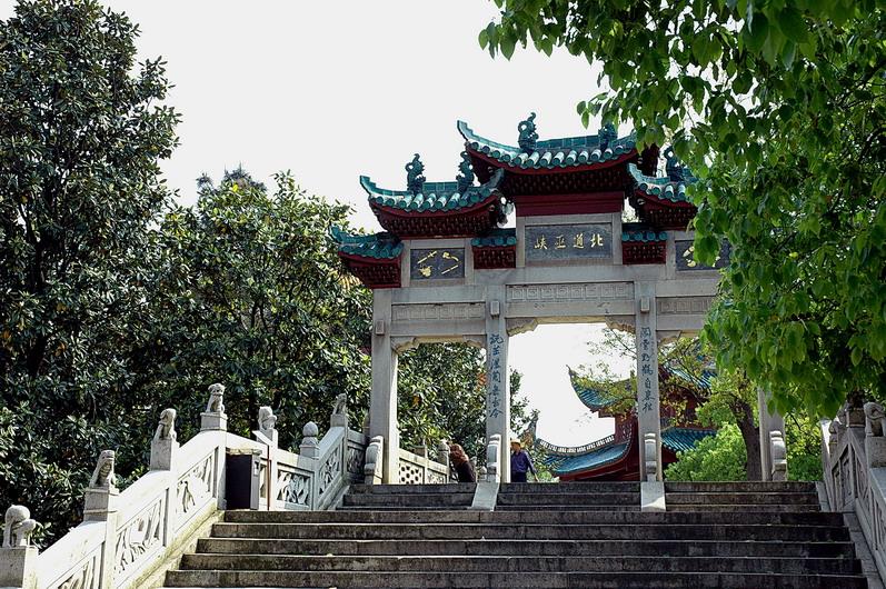 [原创]中国三大名楼之一--岳阳楼(上) - 老港 - 『老港的博客』