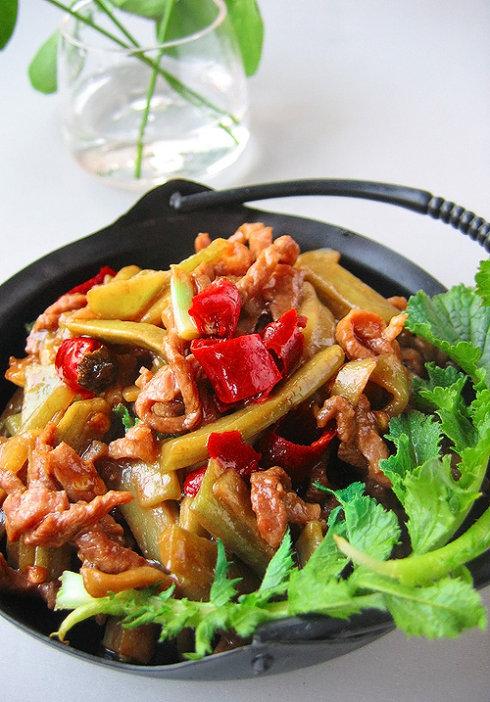皇宫御厨的拿手菜---秘法炒牛肉(附牛肉更嫩法)
