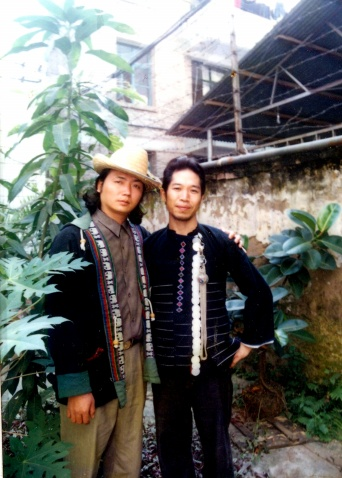 天堂里有你的歌声——沉痛悼念我的好兄弟张波(原创/图文) - 阿卡然说三 - 阿卡然说三