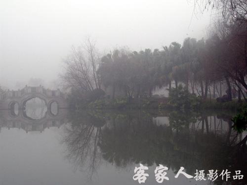 又到雾季了~~ - 客家人 - 客家人·逍遥影像