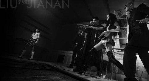 男人装七月童瑶幕后,花絮及及成片 - 刘嘉楠 - liujianan1977 的博客