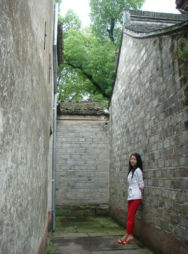 宁波行(二)天一阁 - rain.911 - 颜丹晨的博客