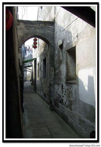 """水乡古镇之九—""""唔呶喔哩""""〔原创〕 - zhoushaoqi47 - 我的博客"""