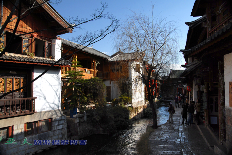 (原摄)丽江古城之三 - 高山长风 - 亚夫旅游摄影博客