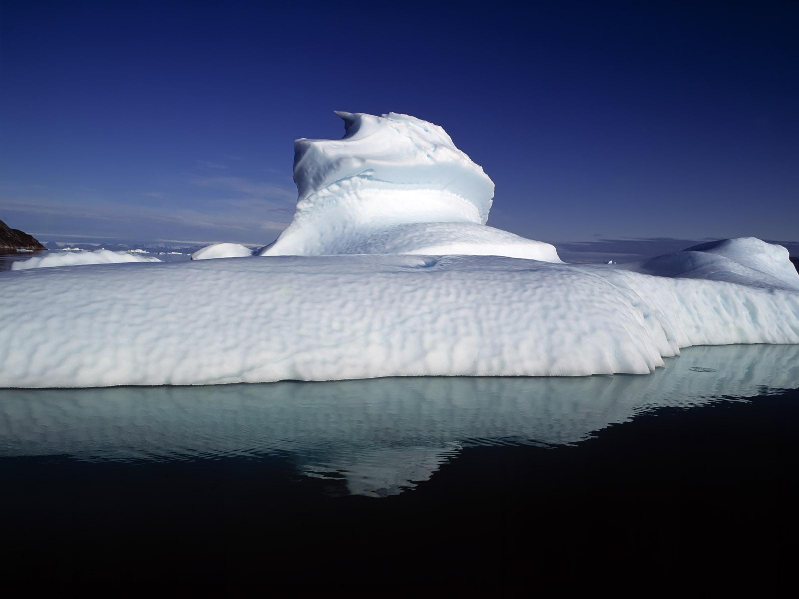 视觉大餐-美丽的极地风光 - . - .