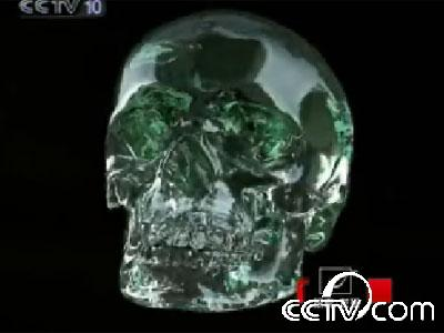 外星人的礼物 神秘水晶头骨主宰生死(图)