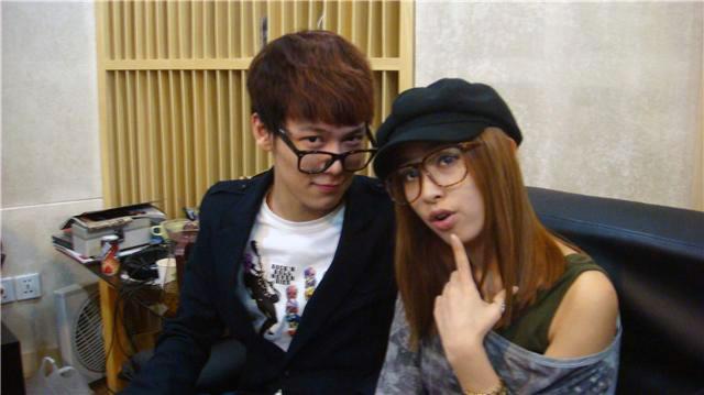 我和郭子渝的搞笑五连拍 - 韩国媚眼天使sara - 韩国媚眼天使sara   博客