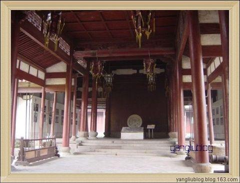 太平天国侍王府 - 杨柳 - 杨柳的博客