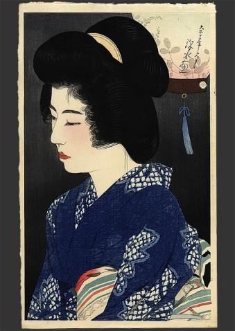 日本浮世绘艺术对欧洲艺术的影响 - 天高.我翔 - 艺术世界