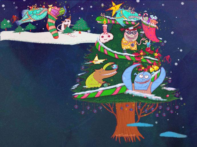 2010新年童话:三个香香大王 - 朱大可 - 朱大可的博客