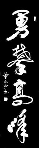 08书法88 - 董永西 - 宗山墨人的博客