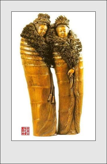 精美绝伦的玉雕、翡翠艺术作品(组图) - 莜澜 - z_s0001的博客