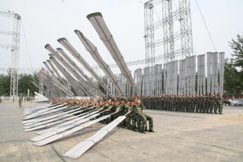 2008震撼国人的十大军人形象 - 披着军装的野狼 - 披着军装的野狼