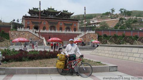 骑行中国西部五省区青海境内游记(5) - 新铁骑友 - 新铁骑友的单车世界