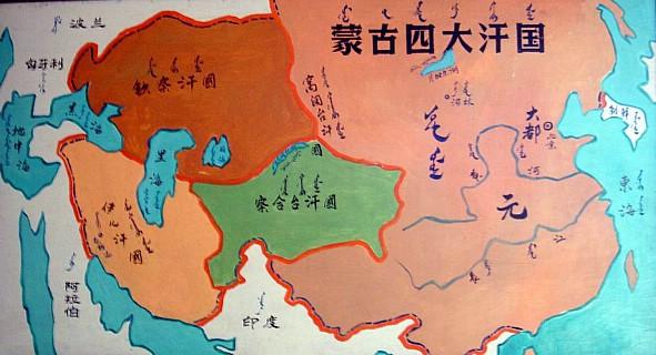 成吉思汗创下的12个世界之最 - 冰冰-心雨 -