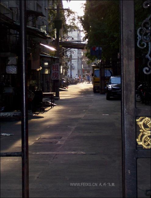 080808 上海几日 (二)浦东望浦西,一江相隔二十年 - 天外飞熊 - 天外飞熊