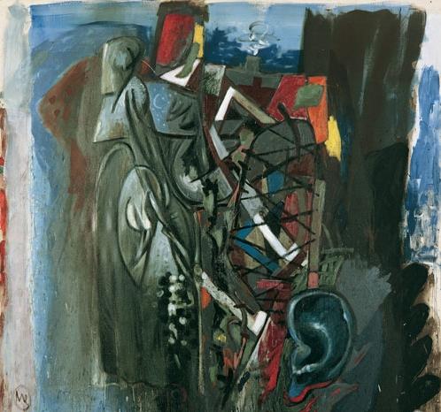 """马尔克斯·吕沛兹:""""我是最伟大的天才艺术家之一"""" - 刘放 - 刘放的惊鸿一瞥"""