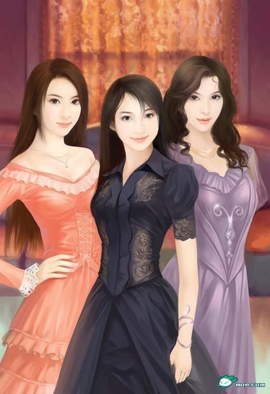 美人画(39) - 米妞儿 - dnml89@126 的博客