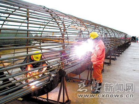 【转载】世界最长跨海大桥——全长36公里的杭州湾跨海大桥 - 风雨 - 我的博客