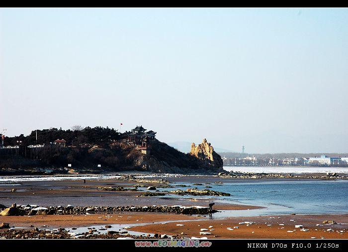 初冬的海---拍于北戴河 - 老猫 - 老猫的博客
