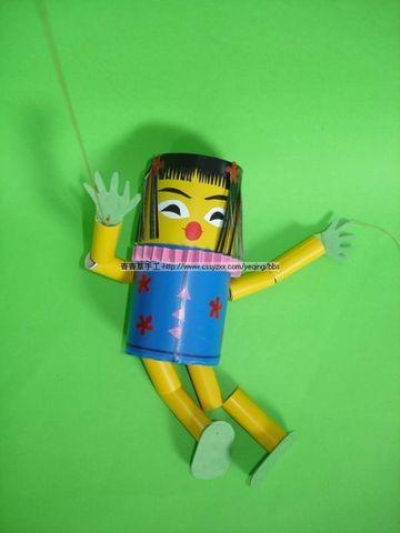 【转载】提线木偶 - 蒙克绘画空间 - 高老师的博客