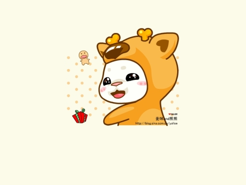 圣诞节节要到了,都是新做的,可爱的咪~ - 麦咪和熊熊 - 麦咪和熊熊.Yalloe