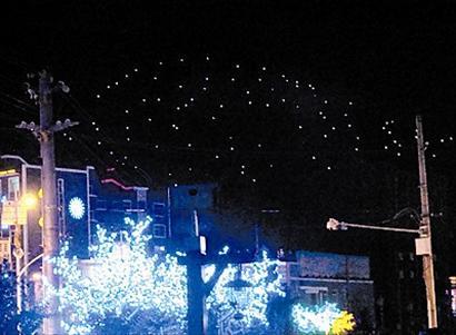 陕西凤县投6.5亿建月光城 设2700颗人造星星 - daigaole101 - 我的博客