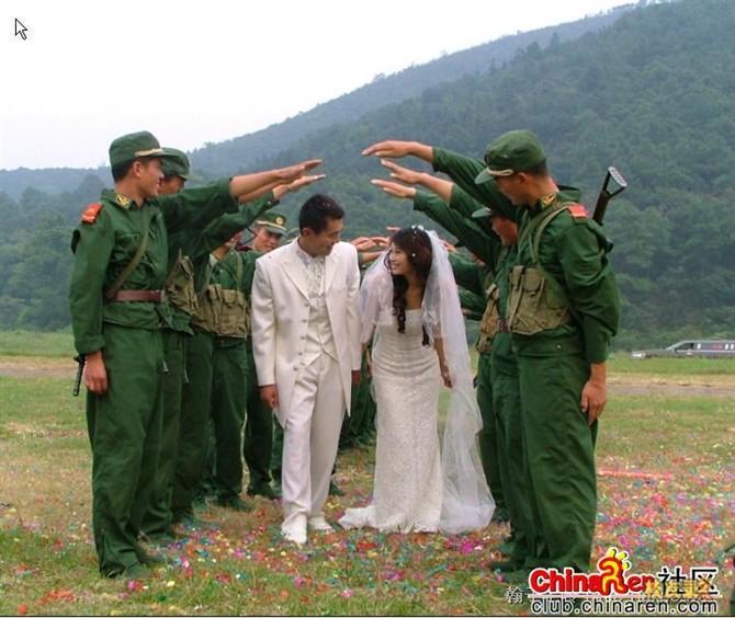 有意思的部队情书 看兵哥哥怎样把你变军嫂 还不答应就是你的不对了图片
