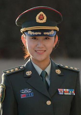 解放军新07式军服图片