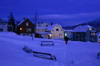 挪威卑爾根 - 梅儿 - 梅儿的庭园